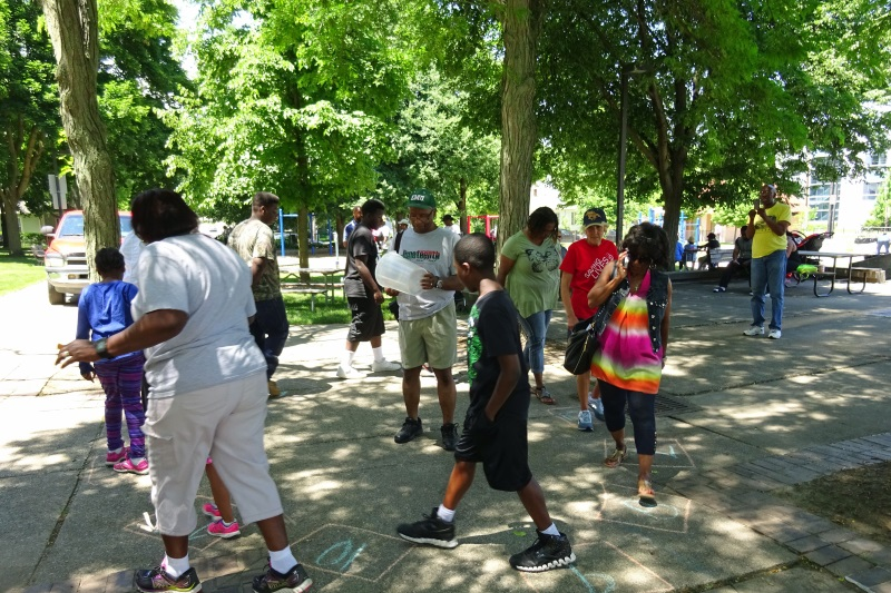 Juneteenth Cake Walk